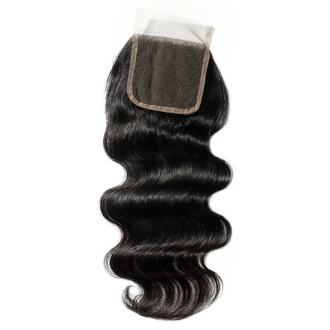Brazilian Body Wave 4x4 Lace Closure - Trendi Fashions Boutique
