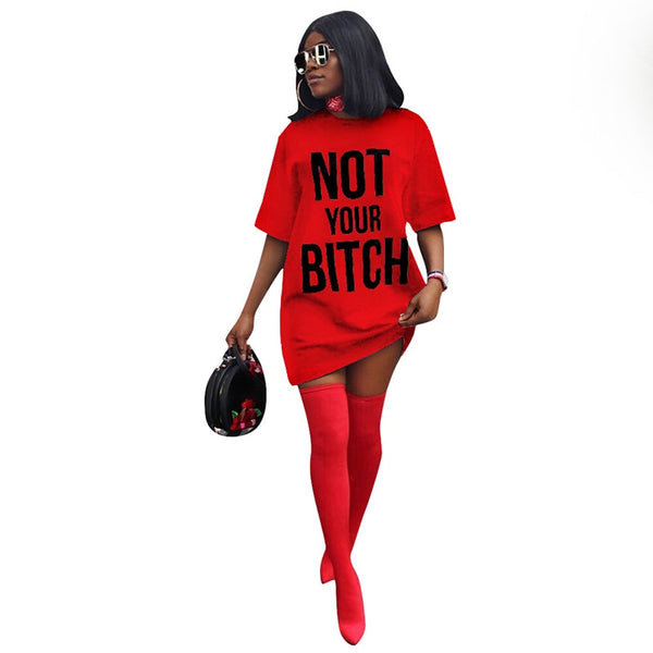 Not Your Bxtch - Trendi Fashions Boutique
