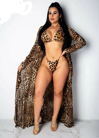 Natural Beast of The Jungle - Trendi Fashions Boutique