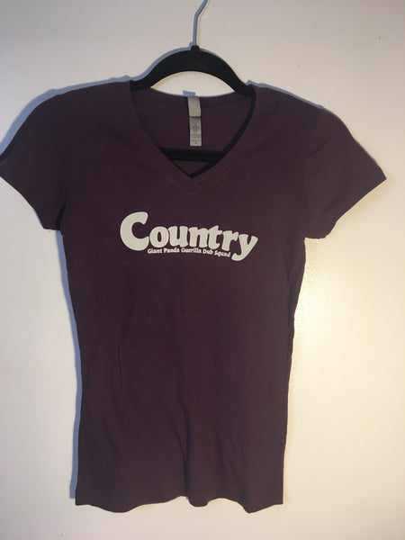 Country V - Plum