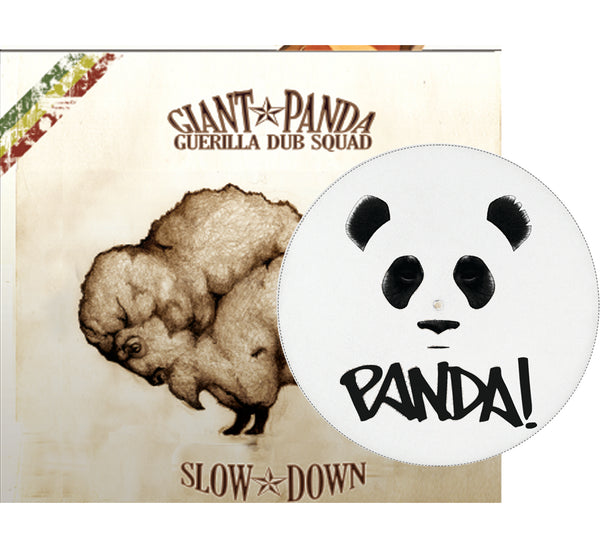 Slow Down Double Vinyl + Slipmat