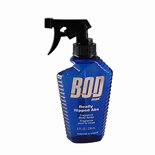 Bod Really Ripped Abs 8 Oz Body Spray