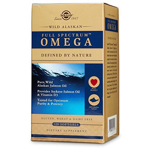 Solgar Wild Alaskan Full Spectrum™ Omega Softgels