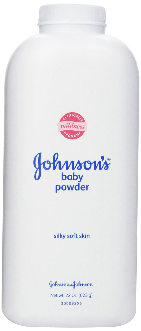 Johnsons Baby Powder by Johnson  Johnson for Kids - 22 oz Powder
