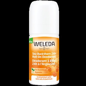 Weleda - Deodorant Roll On Sea Buckthrn - 1 Each - 1.7 FZ