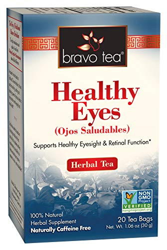Bravo Teas and Herbs - Tea - Healthy Eyes - 20 Bag
