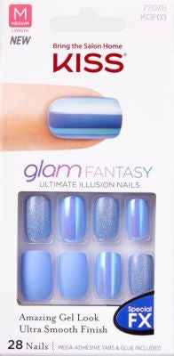 Glam Fantasy Nails Parasol