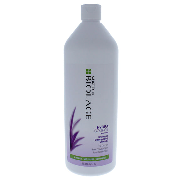 Biolage HydraSource Shampoo by Matrix for Unisex - 33.8 oz Shampoo