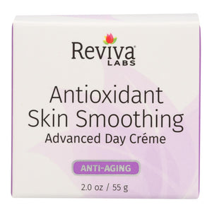 Reviva Labs Organic Day Cream Antioxidant and Texturizing - 2 oz