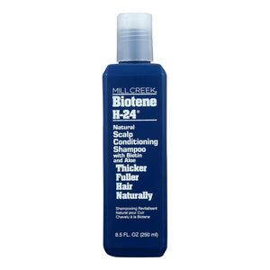 Mill Creek Shampoo - Biotene H-24 - Scalp Conditioning - 8.5 oz