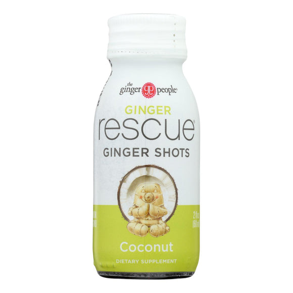 Ginger People - Ginger Shot Rescue Coconut - 2 - 2 FZ
