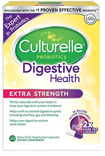 Culturelle - Culturelle Adult Extra Strength - 1 Each - 20 CT