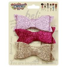 Camryn'S Bff 3 Pk Girls Bow Cl