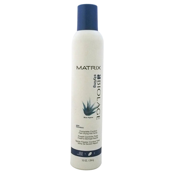 Biolage Styling Complete Control Fast Drying Hair Spray by Matrix for Unisex - 10 oz Hair Spra