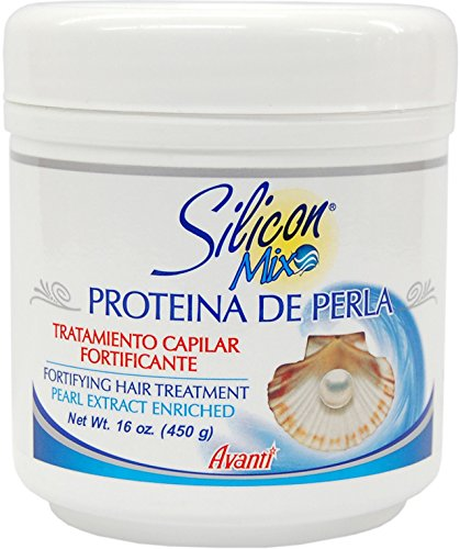 Silicon Mix Fortifying Hair Treatment Pearl Extract Enriched 16 Oz