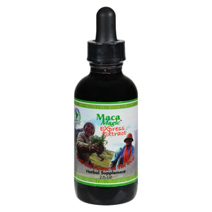 Maca Magic Express Extract - 2 fl oz