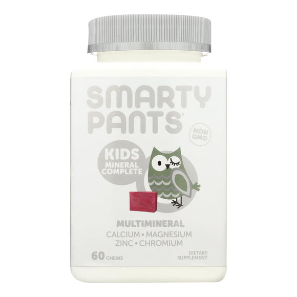 Smartypants - Kids Mineral Complete - 60 CT