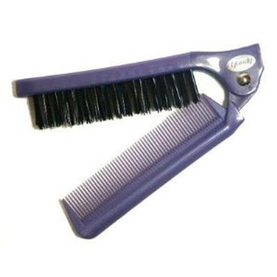 Comb/Brush Set Purse Fold#9103