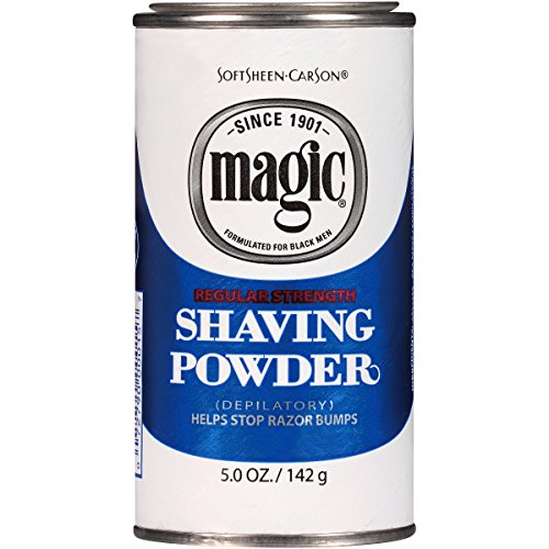 Magic Shave Pwd Reg Strength