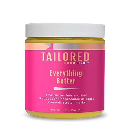 Tailored Beauty Everything Butter 8 Fl Oz         Hair & Skin