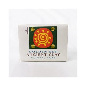 Zion Health Clay Bar Soap - Golden Sun - 10.5 oz