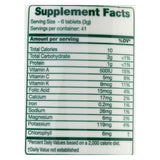 Green Foods Dr Hagiwara Green Magma Barley Grass Juice Powder - 250 Tablets