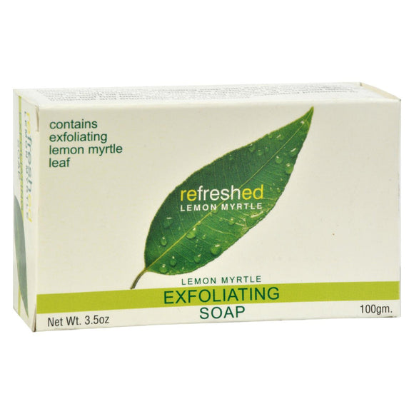 Tea Tree Therapy Lemon Myrtle Soap Exfoliating - 3.5 oz