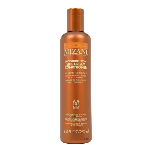 Mizani Moisturizing Silk Cream Conditioner 8.5 Fl Oz