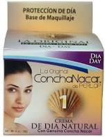 Concha Nacar Day Cream 2 Oz