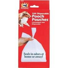 Petking 100 Disposable Pooch Pouches