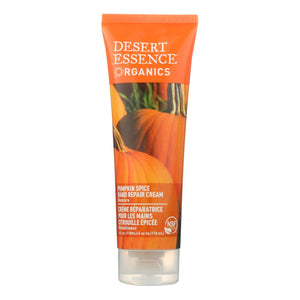 Desert Essence Hand Repair Cream Pumpkin Spice - 4 fl oz
