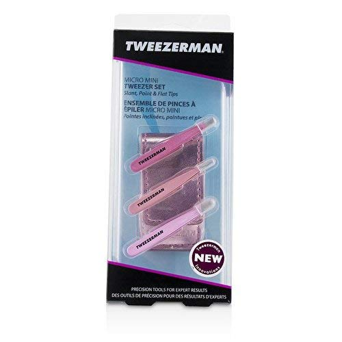 Micro Mini Tweezer Set
