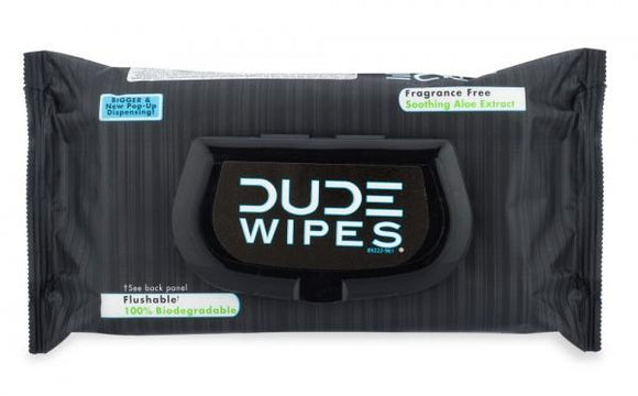 Dude Wipes - Wipes Dispenser Pack - 48 ct.