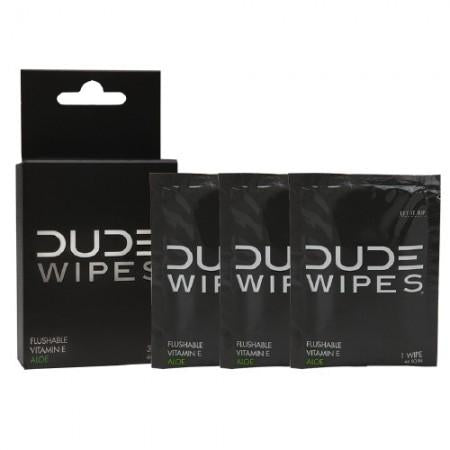 Dude Wipes - Wipes Fragrance Free - 3 ct.