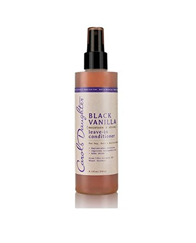 Carols Daughter Black Vanilla Moisture & Shine Leave In Conditioner 8 Fl Oz
