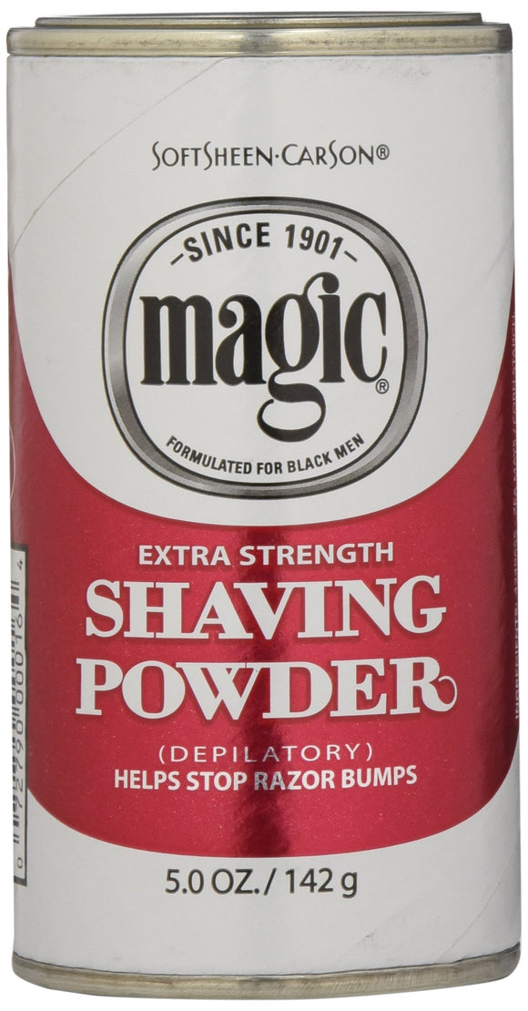 Magic Shave Pwd Xtr Strength