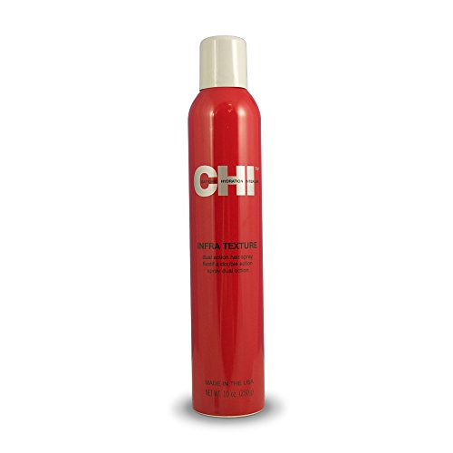 CHI Infra Text Dual Act Hair Spray 10Z