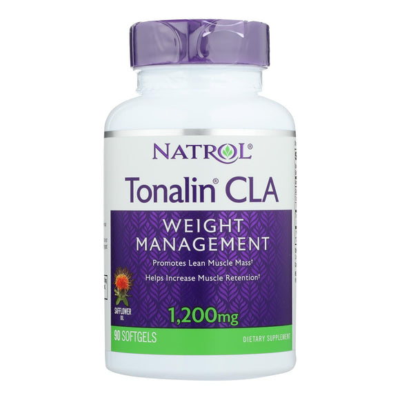 Natrol Tonalin CLA - 1200 mg - 90 Softgels