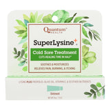 Quantum SuperLysine Plus Cold Sore Treatment - 0.75 oz