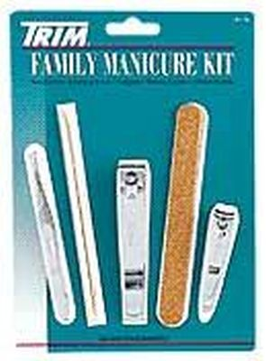Family Manicure Kit