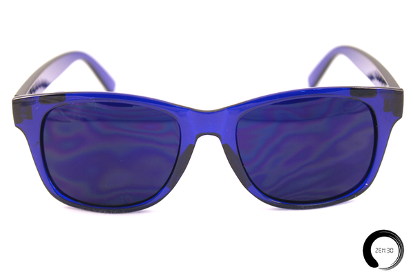 INDIGO: THIRD EYE CHAKRA - ZEN30 Chakra Glasses Color Therapy Glasses