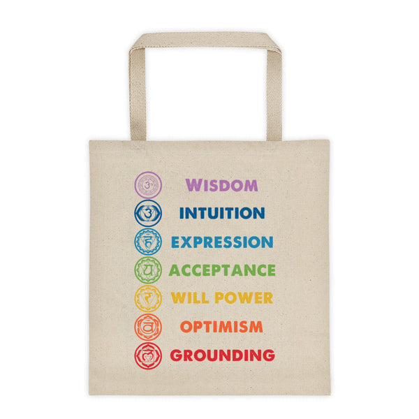 My Power | Tote Bag - ZEN30 Chakra Glasses Color Therapy Glasses