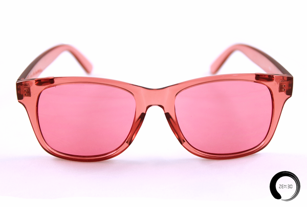 Pink = Love - ZEN30 Chakra Glasses Color Therapy Glasses