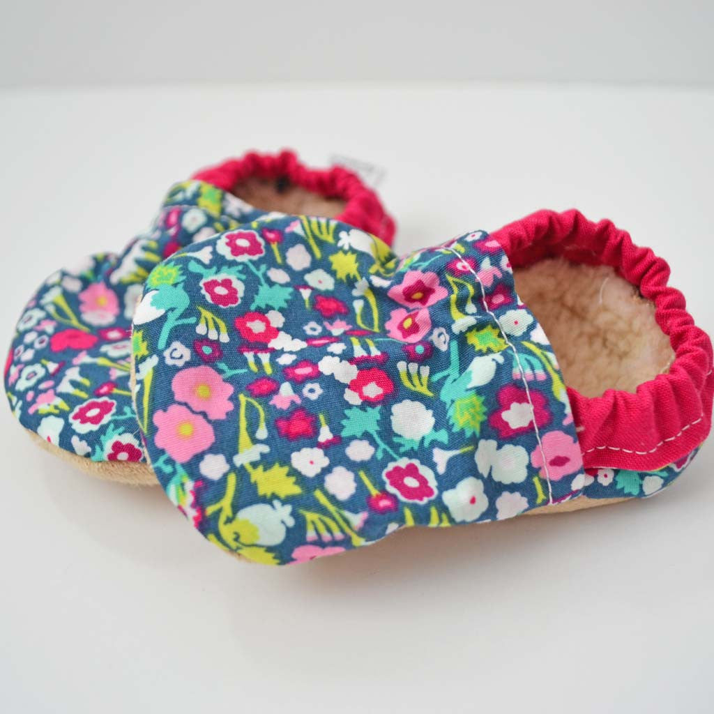 Baby Booties Jordan Collection Gwendolyn Strong Foundation