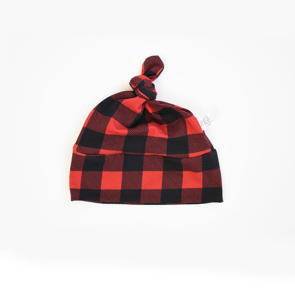 B E A N I E S | Buffalo Plaid
