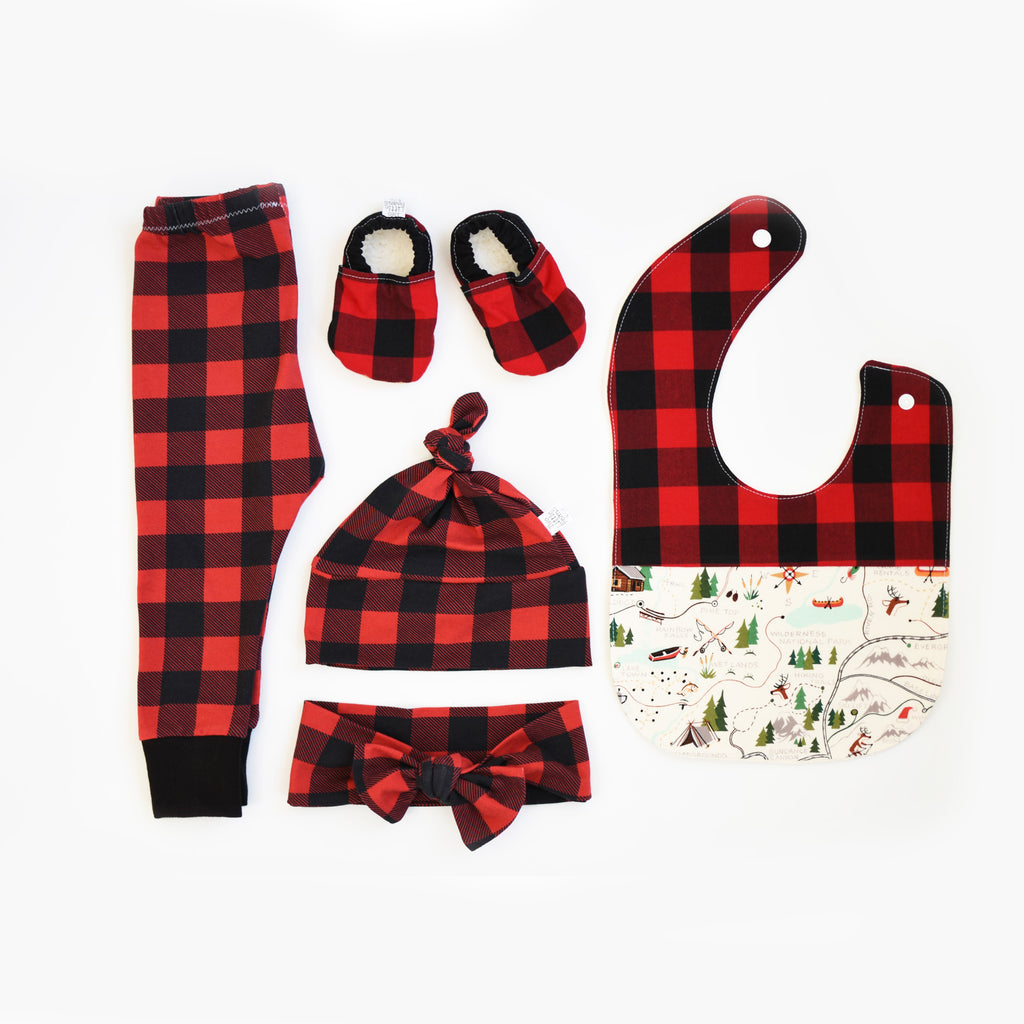 G I F T S E T | Bundle | Buffalo Plaid