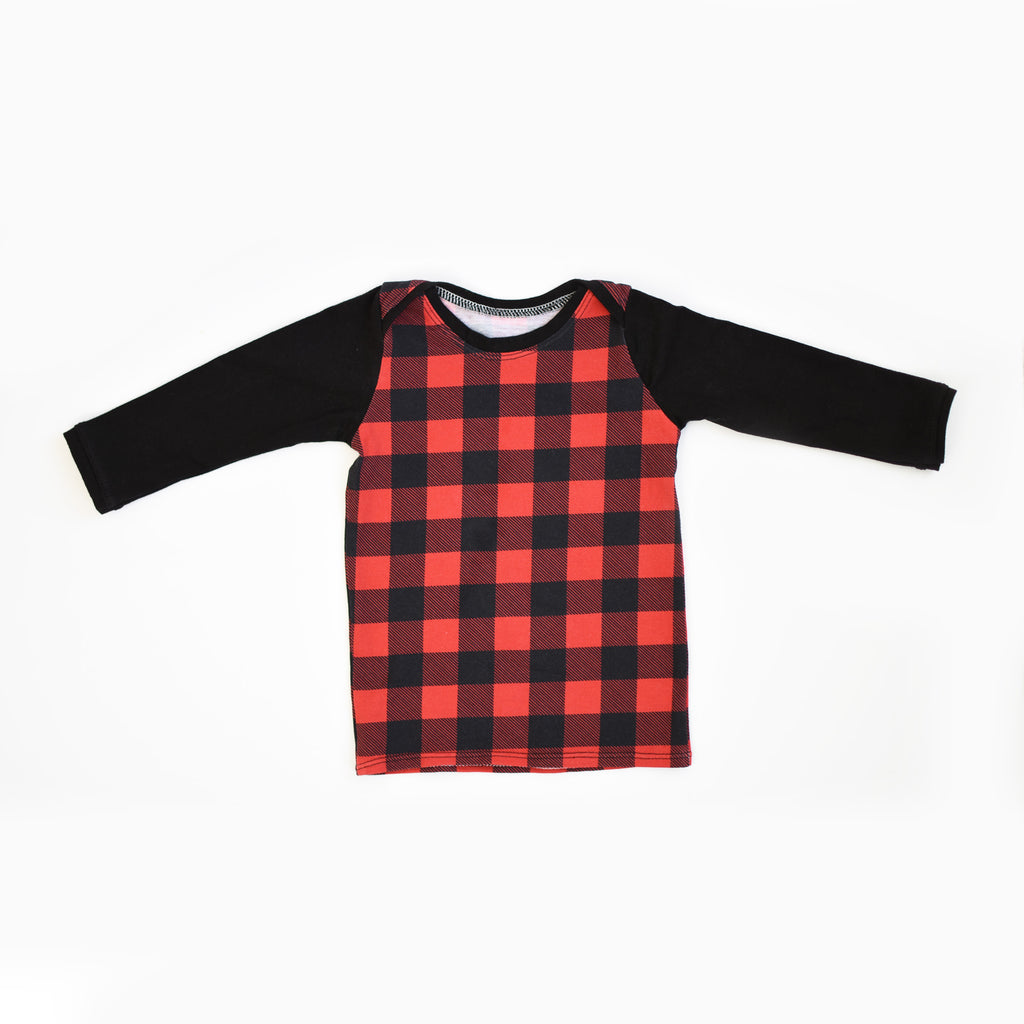 R A G L A N | Buffalo Plaid