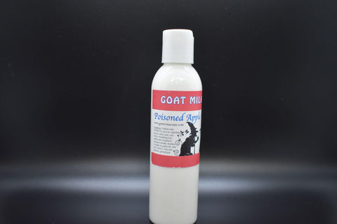 Poisoned Apple Goat Milk Lotion