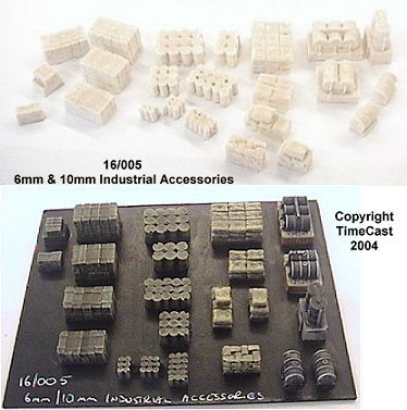 16/005 Industrial Accessories 6mm & 10mm
