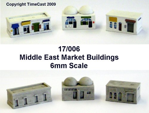17/006 Middle Eastern Market Buildings